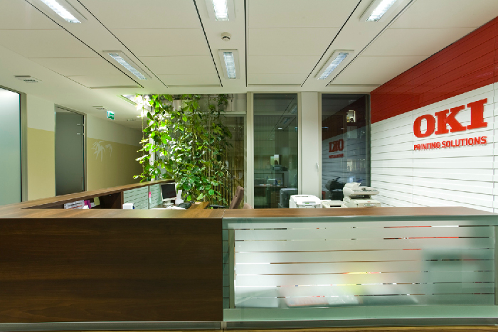biuro oki recepcja OKI Printing Solutions Sp. z o.o.