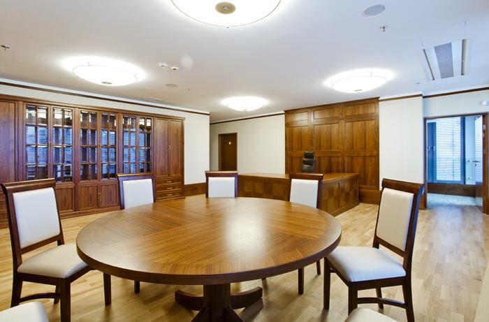 projektanci biur Naczelny Sąd Administracyjny