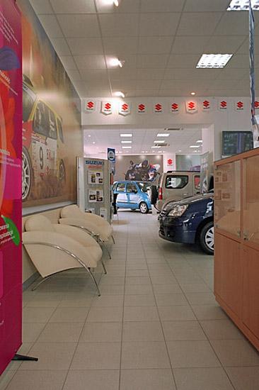 Suzuki Motor Poland Sp. z o.o. remonty biur warszawa