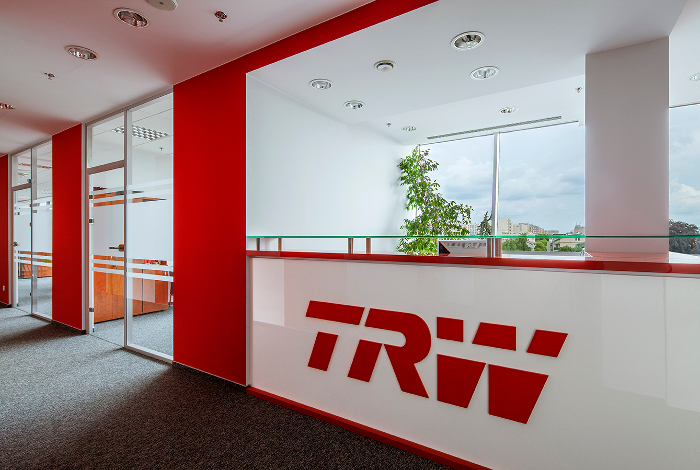 TRW AUTOMOTIVE, recepcja, realizacja interbiuro