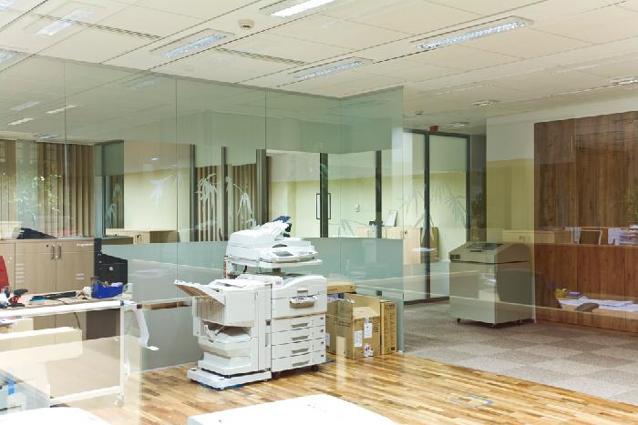 OKI Printing Solutions Sp. z o.o. projektowanie biur