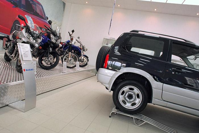 Suzuki Motor Poland Sp. z o.o. wykładziny biurowe warszawa