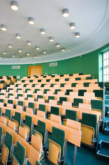aula SGGW, realizacja interbiuro