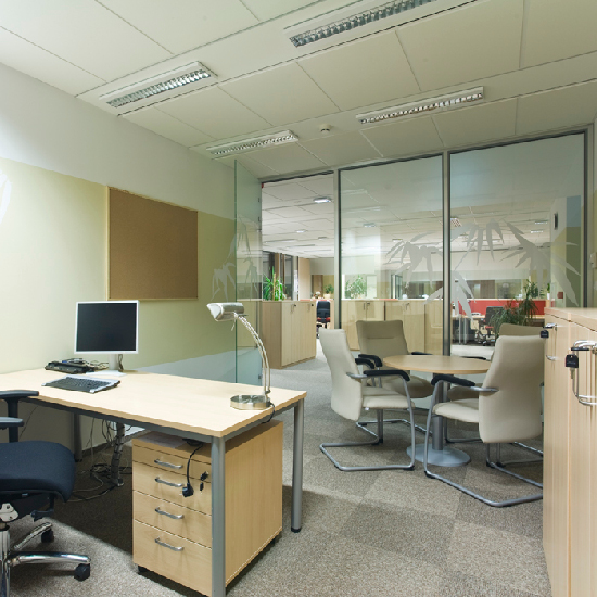 projektowanie biur warszawa