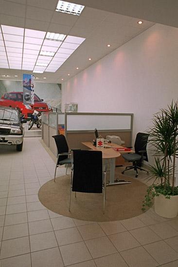 Suzuki Motor Poland Sp. z o.o. wykładziny dywanowe