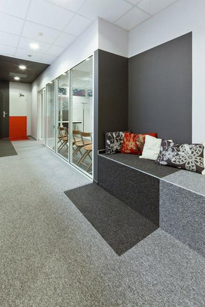 Publicis Sp. z o.o remont i wyposażenie biura