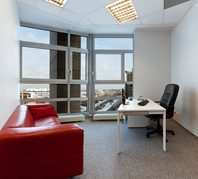 space plan Publicis Sp. z o.o