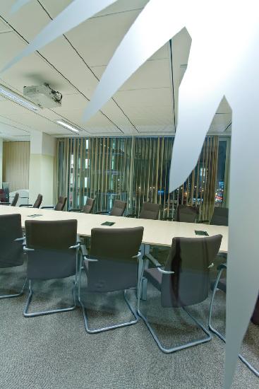 sala konferencyjna OKI Printing Solutions Sp. z o.o.