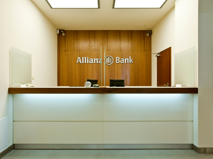 Allianz Bank S.A., recepcja