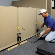 CARPET DELIVERY AND INSTALLATION