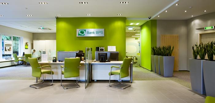 Bank Polskiej Spółdzielczości S.A. realizacja INTERBIURO