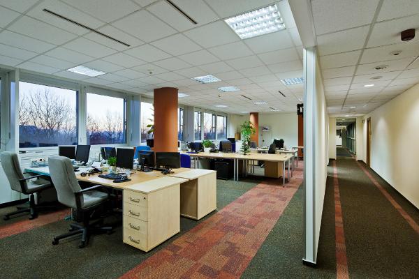 Lionbridge Poland Sp. z o.o., wnętrze biura