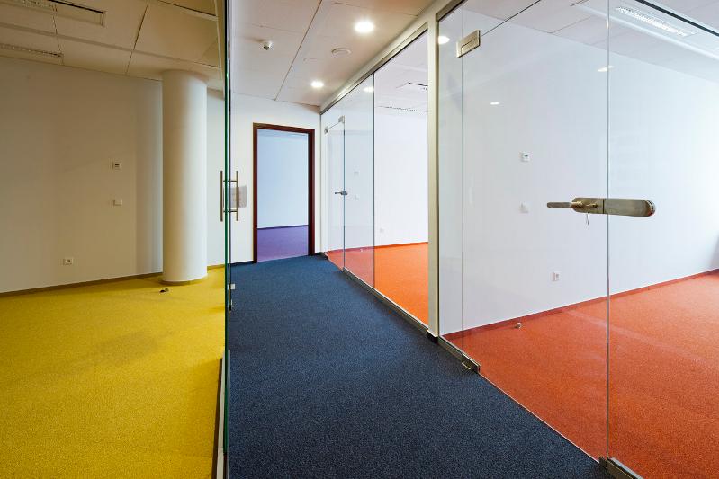 Fresenius Kabi Sp. z. o.o., wnętrza biur