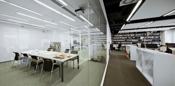 Broadway Malyan Polska Architekci i Projektanci Sp. z o.o. realizacja INTERBIURO
