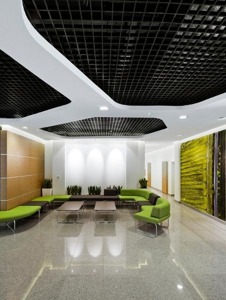 BTA Office Building Sp. z o.o., poczekalnia
