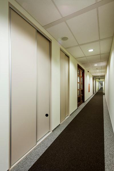 Grupa GrECo, korytarz