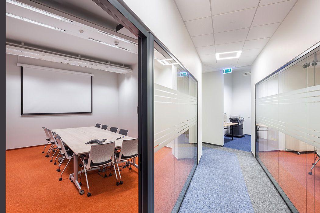 projektowanie biur warszawa PAREXEL