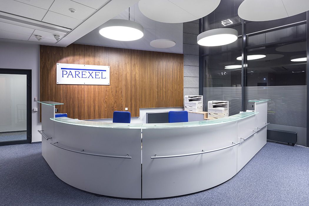 Parexel realizacja INTERBIURO