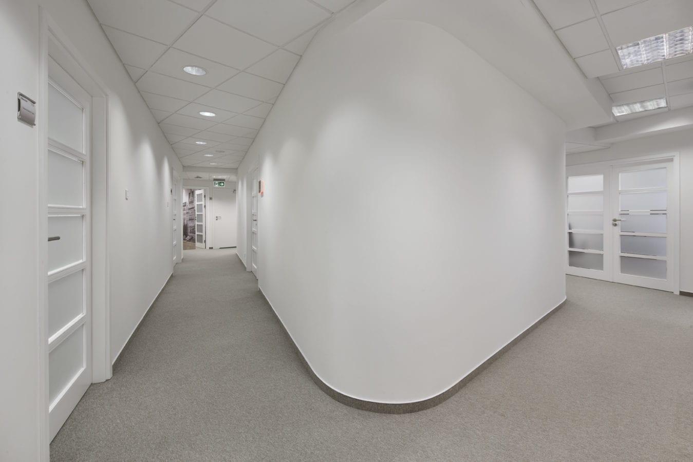 Nordic Park, korytarz