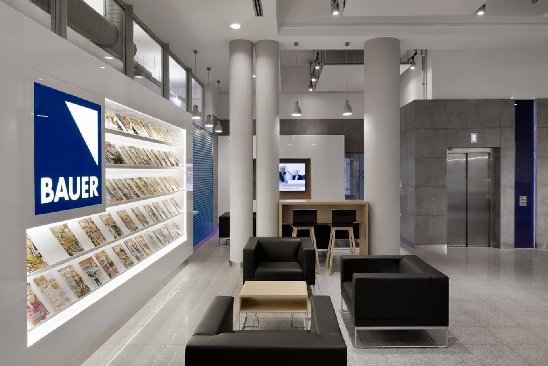 Bauer Media realizacja INTERBIURO
