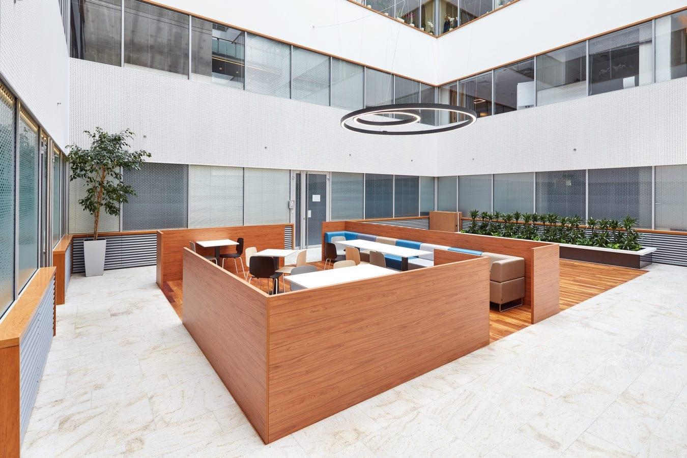 Wisniowy Business Park - realizacja INTERBIURO