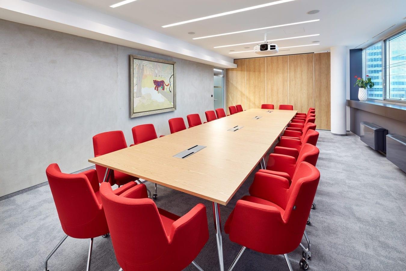 The GESSEL Law Office realizacja INTERBIURO