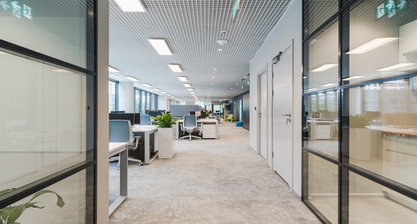 Fit out - Comprehensive implementation of office space