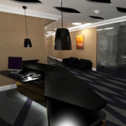 Investment fund  - 300 m2 office design