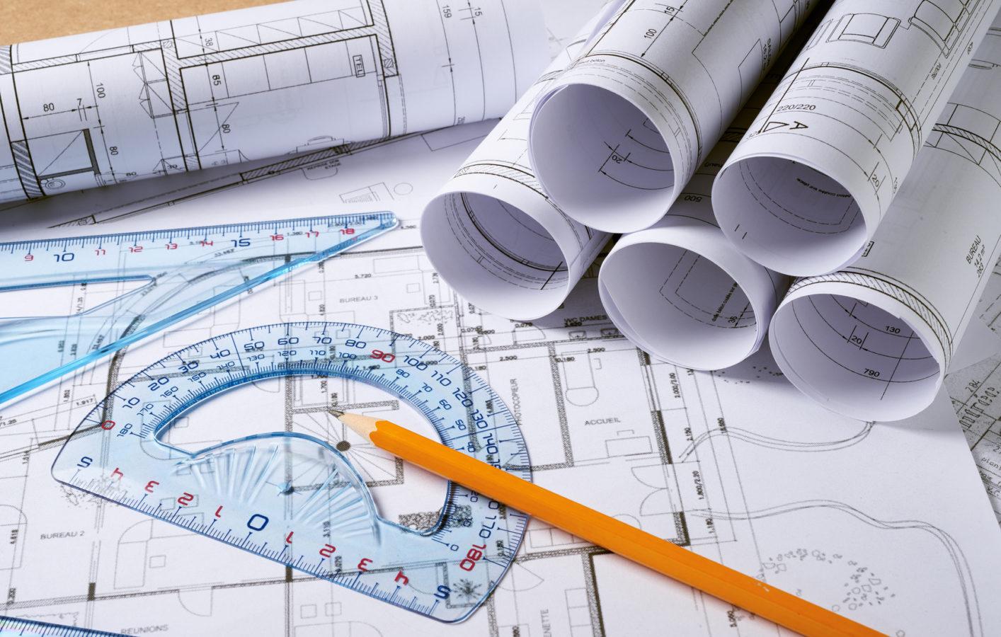 Wielobranżowe projekty budowlane i wykonawcze