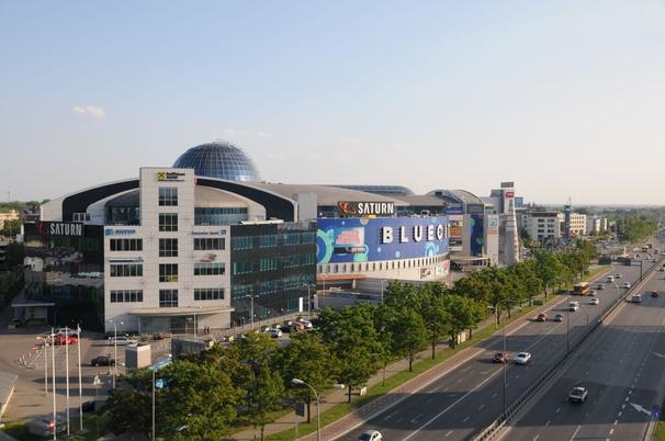 Zmiany w warszawskim centrum handlowym Blue City articleimage - Aktualności