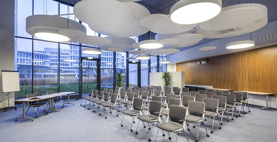 aranzacja biura sala konferencyjna - Aranżacja biura – sala konferencyjna
