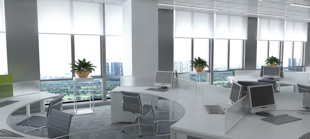 nowoczesny fit out powierzchni biurowej - Nowoczesny fit-out powierzchni biurowej