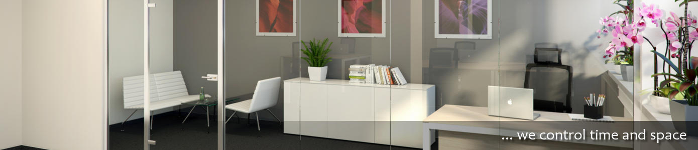 modern spacious office
