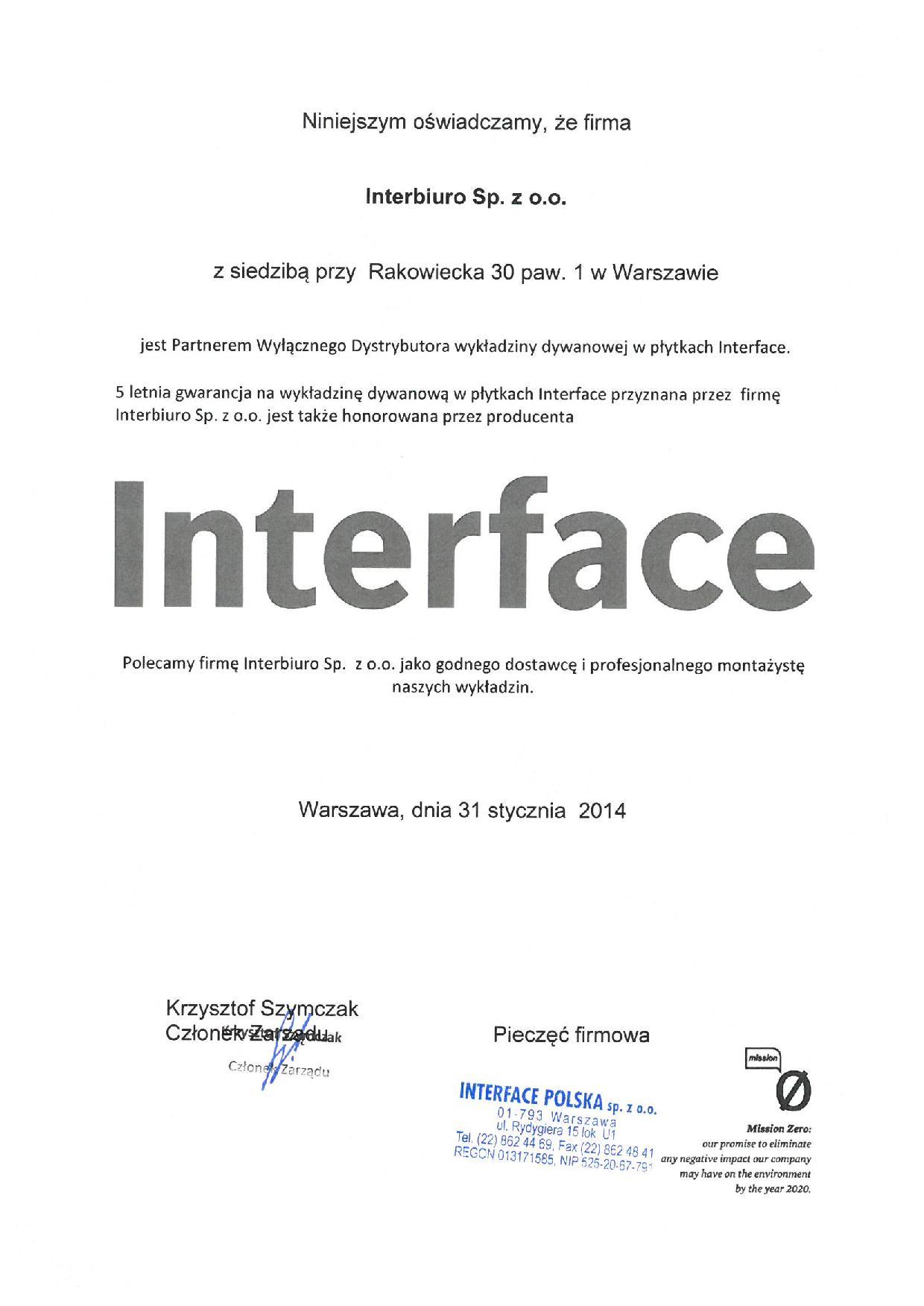 interbiuro-partnerem-dystrybutora-wykladziny-dywanowej-interface