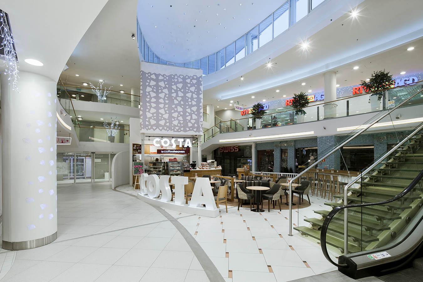 Modernizacja powierzchni biurowych