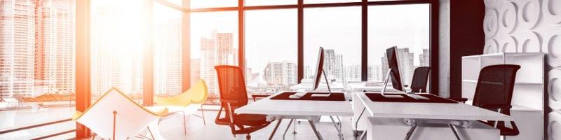 Nowoczesne rozwiązania w przestrzeni biurowej