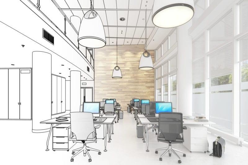 projekt biuro 2 e1542191082406 - Fit out: zaplanować, zaprojektować, zrealizować