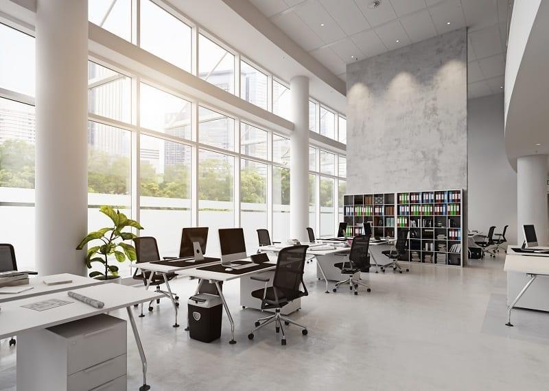 Fit out - Kompleksowa realizacja powierzchni biurowych