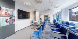 Centrum Edukacji BAXTER reali INTERBIURO fot Szymon Polanski 6178 256x128 - Centrum Edukacyjne Baxter Polska