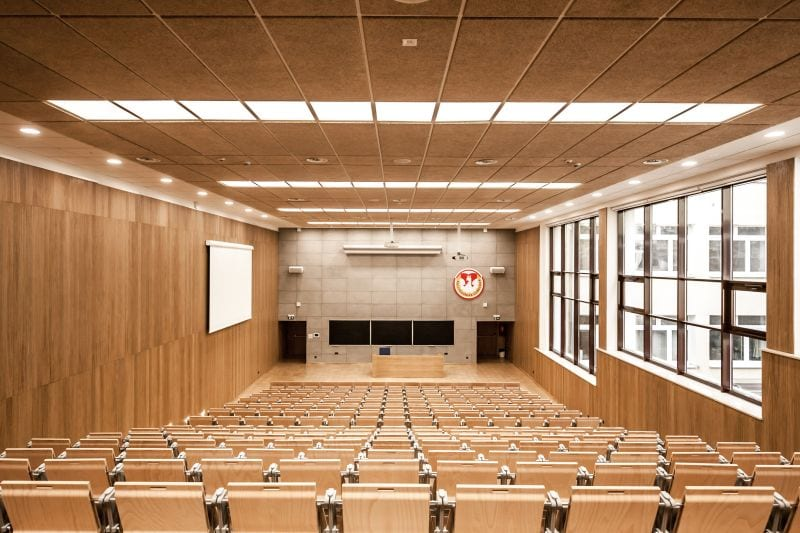 Assembly hall of the Lublin University of Technology