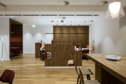 REGUS – Hotel Sheraton realizacja INTERBIURO