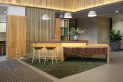 VASTINT – Business Garden Warszawa realizacja INTERBIURO