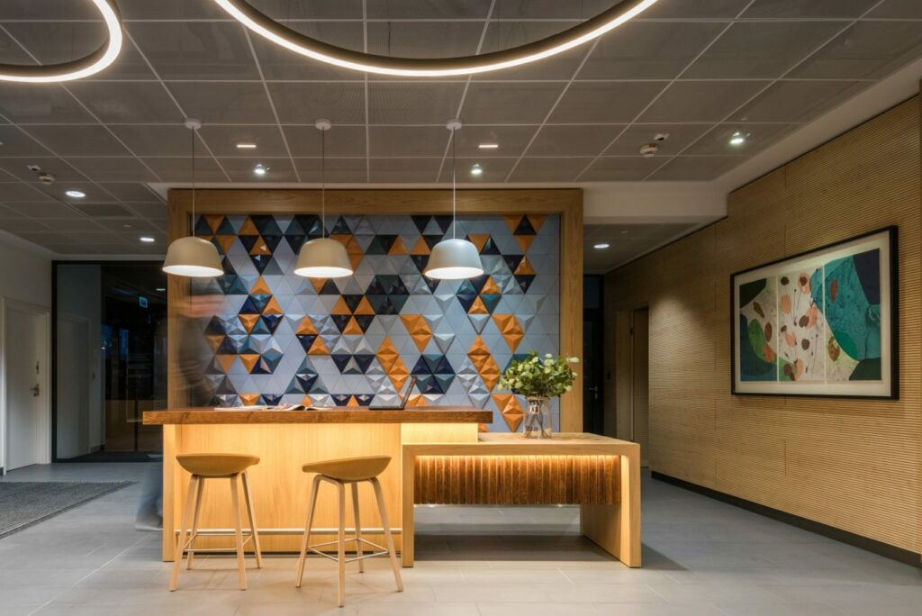 T3S Vastint BG Lobby ZW14 2653 m 1024x684 - We design and do office space projects - Warsaw