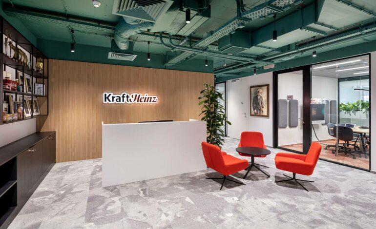 KRAFT HEINZ realizacja Interbiuro fot Szymon Polanski 0351 1 770x470 - Zrównoważone biuro dla Kraft Heinz