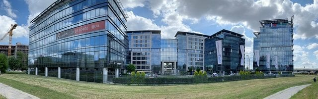 Marynarska Business Park 640x200 - We implement a vision of Workplace for Oceanic