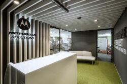 Motorola Solutions Sp. z o.o. realizacja INTERBIURO