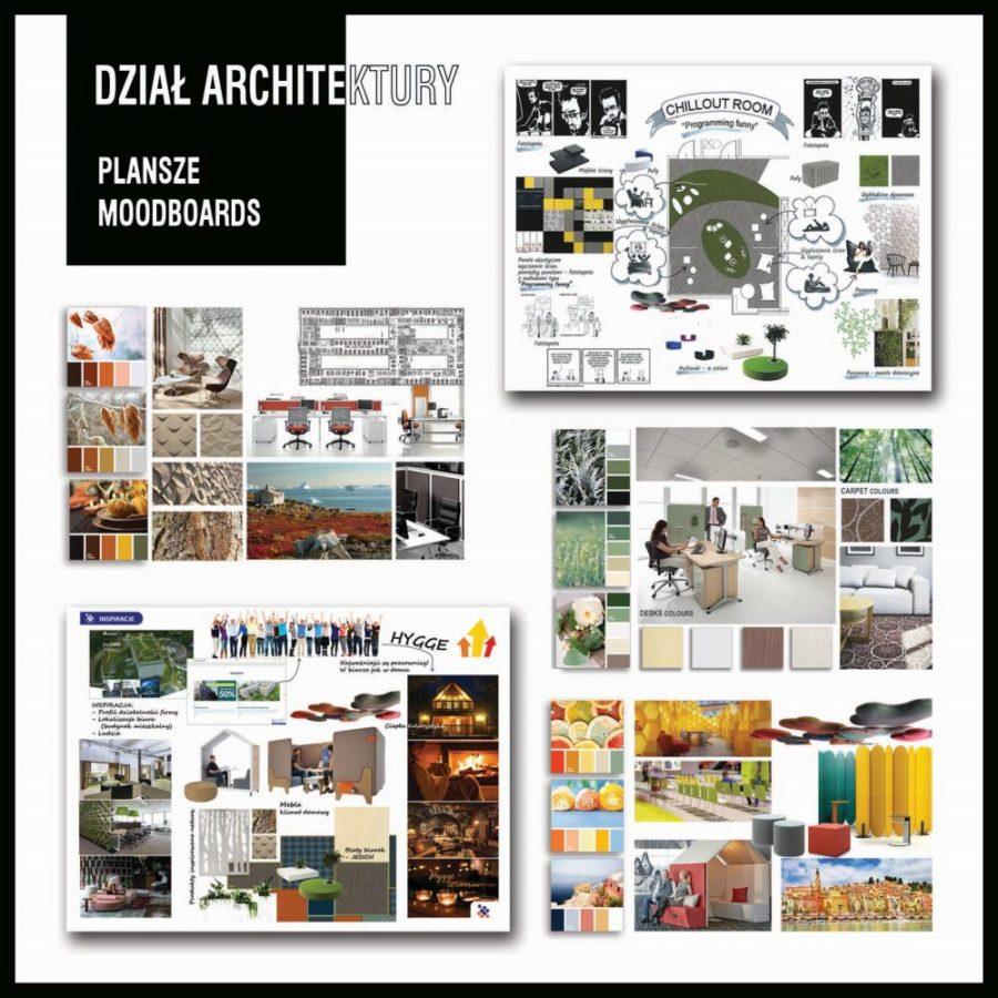 projekty koncepcyjne