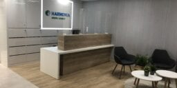 foto 256x128 - We arranged the Harmony for LUX MED in Rondo1